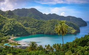 Saint-vincent - Croisières à la Caraïbe au départ de la Martinique avec Mermer Location