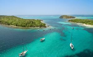 Tobago-cays - Croisières aux Grenadines au départ de la Martinique avec Mermer Location