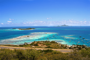 Union Island - Croisières aux Grenadines au départ de la Martinique avec Mermer Location
